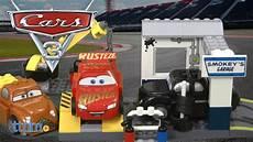 Lego Cars Smokeys Garage by Lego Juniors Disney Cars 3 Smokey S Garage From Lego