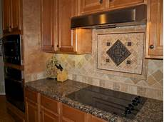 travertine backsplash house yard