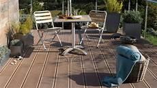 terrasse en bois ou carrelage terrasse carrelage ou bois composite nos conseils