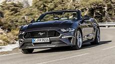 2018 ford mustang review top gear
