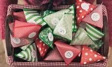 Originelle Adventskalender Selber Machen - weihnachtsdeko baumschmuck geschenke und dekoration