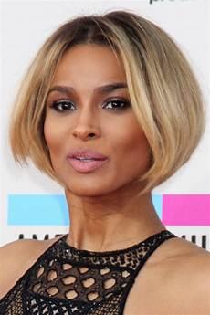 ciara straight platinum blonde angled bob bob hairstyle