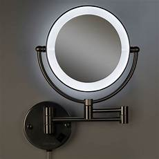 lighted makeup cosmetic vanity mirror magnification