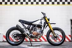 Yamaha Wr Cafe Racer