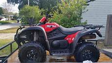 kymco mxu 500 motorcycles for sale
