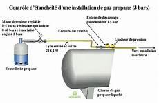 réservoir gaz propane gaz propane contr 244 le d 233 tanch 233 it 233 des installations de