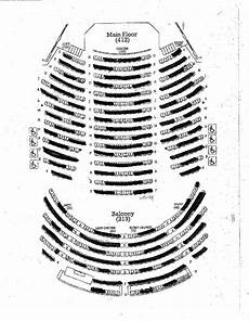 grand opera house seating plan seating chart grand opera house