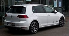 File Vw Golf Gti Vii Heckansicht 22 August 2013