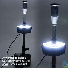 Beleuchtung Für Springbrunnen - led 58 wei 223 springbrunnen pumpen beleuchtung f 252 r