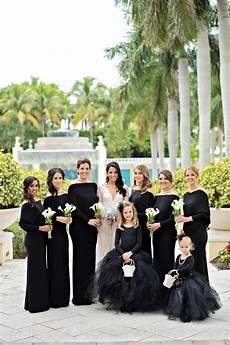 black and white wedding at hyatt regency coconut point junebug weddings