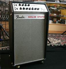 Fender Solid State Reverb Late 60s Reverb