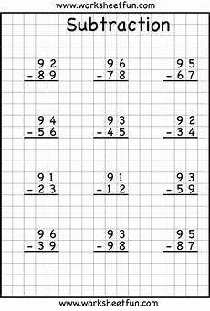 4th grade math subtraction regrouping worksheet subtraction regrouping common math