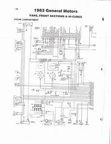 fleetwood water wiring diagram 1983 fleetwood pace arrow owners manuals wireing diagram 83 gm front section hi cube