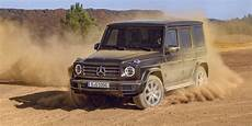 2019 mercedes g class debuts in detroit specs and photos