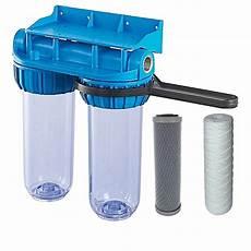 filtre eau potable maison white label porte filtre 224 eau anti calcaire 224