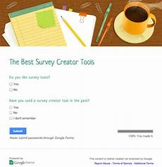 8 best survey tools create awesome surveys for free wordstream