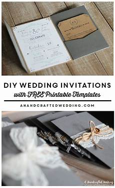 do it yourself invitation templates