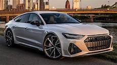 See The 2020 Audi Rs7 Sportback Hit 62 Mph In 3 4 Seconds