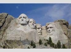 monument in south dakota presidents