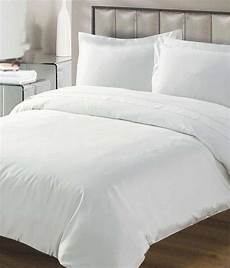 white bedsheet fresh from loom white plain cotton double bedsheet with 2