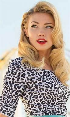 1920s long hair on pinterest 1950s fashion hairstyles 2020 latest 1950s long hairstyles