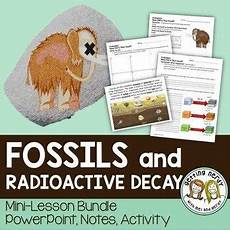 earth science radioactive dating worksheet 13277 fossils and radioactive dating earth science lessons science lessons teaching science