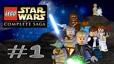lego wars the complete saga walkthrough part 1 ps3