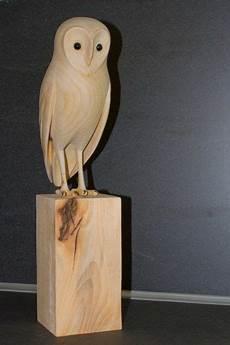 bois pour sculpture pin on owls