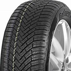 continental allseasoncontact 185 60 r15 88 h xl 187 oponeo