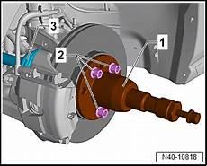 Volkswagen Tiguan Reparaturanleitung Montage 252 Bersicht
