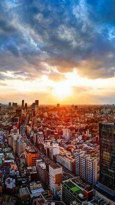 Tokyo City Iphone Wallpaper by In Tokyo Iphone Wallpaper Iphone Wallpapers