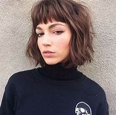 55 best short layered bob with bangs hairstyles and
