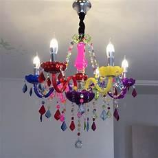 Kreativer Kronleuchter Kerzen Design In Bunt F 252 R