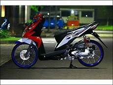 Striping Beat 2018 Modifikasi by Modifikasi Motor Beat 2018 Warna Hitam Kumpulan Gambar