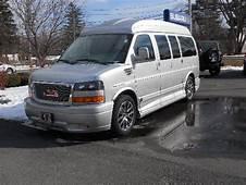 2013 GMC AWD Explorer Luxury Conversion Van  Sterling