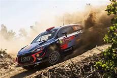 Rallye Deutschland Wrc 2018 Das Hyundai Shell Mobis World
