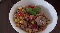 Thunfischsalat Mit Mais - mais thunfisch salat