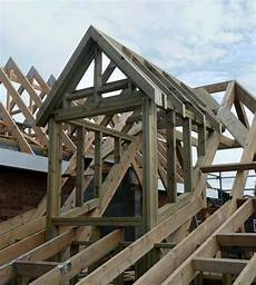 Pitched Roof Dormer Construction by Burwell Cambridgeshire 1st Fix A Duo Pitched Roof