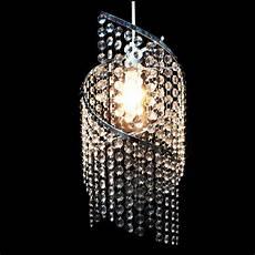 modern ceiling pendant chandelier light acrylic crystal drop l shades ebay