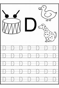 letter d worksheets 24203 traceable letters free activity shelter
