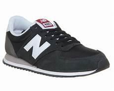 new balance u420 trainers black white unisex sports