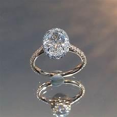 b new york immaculate ovaldiamond 2 tone engagementring design sor 14176 a