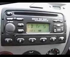ford radio cd 6000