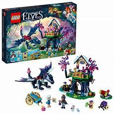 lego elves rosalyn s healing hideout 41187 460 pieces