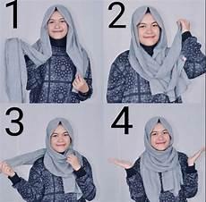 Model Jilbab Pashmina Terbaru Ootd Hijabers
