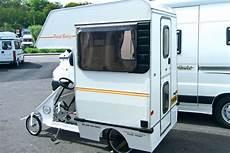 das kleinste wohnmobil der welt pedal bedzz bilder