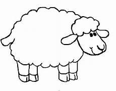 simple sheep drawing at getdrawings free