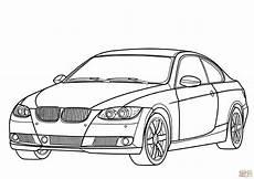 Malvorlage Zum Ausdrucken Autos Ausmalbilder Autos Bmw 3 Serie Auto Zum Ausmalen