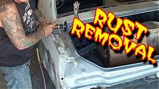 Auto Rost Entfernen - how to remove quot rust quot and paint from your car or truck