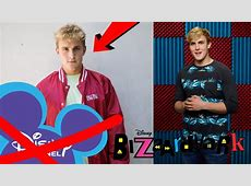 did jake paul get fired from disney